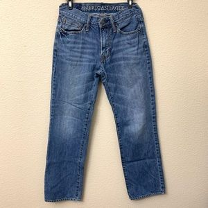 American eagle men's jeans size 26/28